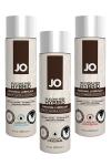 A base d'eau et d'huile de noix de Coco, ce lubrifiant hybride est un  Must Have  de la marque System Joe.