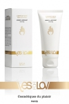 Lubrifiant intime, mixte, haute qualit� � base d'eau offrant une sensation de chaleur enveloppante, par YESforLOV.