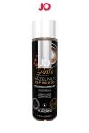 Lubrifiant aromatis� comestible parfum caf� � la noisette au format 120 ml de la marque Am�ricaine System Jo.