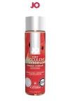 Lubrifiant aromatis� comestible parfum past�que au format 120 ml de la marque Am�ricaine System Jo.