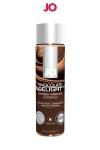 Lubrifiant aromatis� comestible parfum chocolat au format 120 ml de la marque Am�ricaine System Jo.