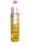 Lubrifiant aromatis� comestible parfum ananas au format 120 ml de la marque Am�ricaine System Jo.