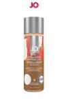 Lubrifiant aromatis� comestible parfum Cheesecake fraise au format 60 ml de la marque Am�ricaine System Jo.