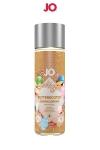 Lubrifiant aromatis� comestible parfum Sauce Caramel (BUTTERSCOTCH) au format 60 ml de la marque Am�ricaine System Jo.