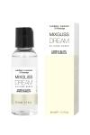 Fluide 2 en 1 massage et lubrifiant riche en silicone, parfum cam�lia blanc.