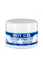 Lubrifiant chauffant Hot gel - Lubrifiant intime chauffant spécialement étudié pour les rapports amoureux avec ou sans accessoires.