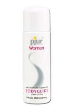 Pjur woman 30 ml - Crème spéciale femme super concentrée à base de silicone pour le massage et la lubrification.