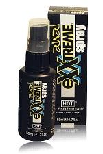 Spray Hot Extreme Anal - Un spray lubrifiant spécial sodomie de haute qualité pour des rapports anaux voluptueux.