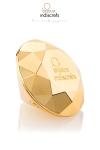 Un stimulateur vibrant en forme de diamant, dédié au plaisir clitoridien.