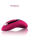 stimulateur intime haute qualit� avec contr�le tactile de l'intensit� des vibrations.