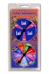 La roue de la fortune version organisation des taches m�nag�res.