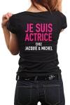 Le Tee-shirt ultime pour les filles qui assurent, assument ou aiment provoquer!