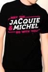 T-shirt humoristique Jacquie et Michel pour bien garder son influx !