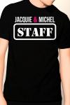 T-shirt humoristique Jacquie et Michel pour impressionner votre entourage !