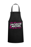 Tablier  May the Jacquie & Michel be with you   pour pimenter vos r�ceptions entre amis.