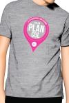 T-shirt  J'ai un plan cul  pour ne plus laisser aucune �me en peine. Un t-shirt de la collection officielle Jacquie & Michel.
