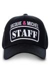 La casquette Jacquie & Michel indispensable pour vous aider � faire des rencontres et improviser des castings.