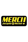 Le sticker de Jacquie & Michel � coller o� vous voulez.