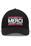 La casquette  On dit merci qui - Merci Jacquie et Michel , pour permettre aux initiés d'afficher leur passion.