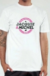 Le Tee-shirt exclusif � l'effigie de  Jacquie & Michel, votre site amateur pr�f�r�.