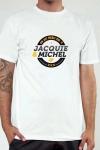 Le Tee-shirt exclusif (visuel 2) � l'effigie de  Jacquie & Michel, votre site amateur pr�f�r�.