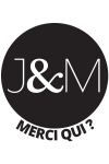 Pack de 5 tatouages �ph�m�res (dimensions 3,8 x 3,8 cm) reproduisant le c�l�bre logo de Jacquie et Michel.