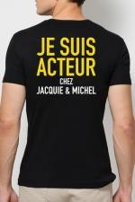 Tee-shirt  Acteur J&M - Le Tee-shirt ultime pour faire fantasmer les filles?