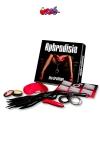Un jeu �rotique et BDSM soft avec de nombreux accessoires, con�u pour les couples en qu�te de nouvelles exp�riences sexuelles.