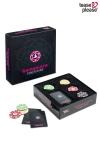 Vous aimez le poker? Vous aimez les jeux coquins et l'univers du Kama Sutra? Le jeu Kamasutra Poker game est fait pour vous !