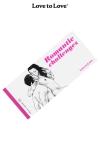 20 Challenges � partager pour des moments tr�s romantiques. Carnet dessin� par Apollonia Saintclair pour Love to Love.