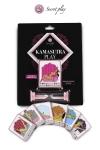 Le jeu incontournable pour d�couvrir le Kamasutra en confiant au hasard le choix des positions.