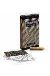 50 cartes d�fi et un sextoy vibrant pour la pratique du plaisir f�minin en solitaire et booster votre sexualit�.