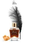 Flacon de peinture corporelle comestible au parfum d�licieux de caramel, par Bijoux Indiscrets.