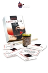 Un jeu de pr�liminaires amoureux avec 30 d�fis coquins � base de chocolat haute qualit�, � consommer sans mod�ration !