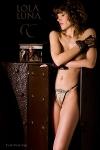 Pr�cieux et sensuel, le mariage de la dentelle et des perles.