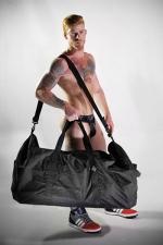 Rock Steady Sling Stand Carrier Bag - Sac militaire de qualité supérieure, marque Fort Troff, pour transporter votre kit de suspension  Rock Steady Sling .