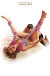 Affranchissez vous des limites physiques et laissez libre court � vos fantasmes avec ce harnais sp�cialement �tudi� pour les plaisirs du sexe.