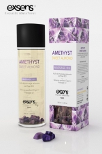 Huile massage  Exsens certifiée BIO - 100 ml - Harmonisante, sensuelle ou relaxante, choisissez votre huile de massage Exsens certifiée Bio.