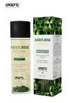 huile de massage anti stress certifi�e Bio � l'Aventurine et � l'huile d'Avocat, par Exsens.