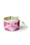 Bougie de massage parfum Fleur de cerisier fabriqu�e en France pour des moments sensuels.