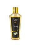 Huile de massage s�che au doux parfum de mono� pour des massages aussi relaxants que bons pour le corps.