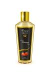 Huile de massage s�che au d�licieux parfum de fraise pour des massages aussi relaxants que bons pour le corps.