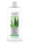 Gel de massage N� par Mixgliss pour red�couvrir le plaisir du massage Nuru. Formule enrichie en Aloe, flacon de 1 Litre.