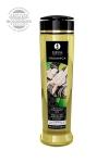 Huile de massage �rotique BIO  naturelle  sans parfum par Shunga.