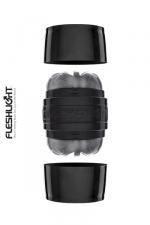 Masturbateur Fleshlight Quickshot Boost - Le nouveau plus petit masturbateur Fleshlight: l'enfiler c'est l'adopter!