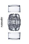Le nouveau plus petit masturbateur Fleshlight (en version transparente): l'enfiler c'est l'adopter!
