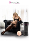 Un luxueux masturbateur reproduisant le vagin de la plus connue des mannequins �rotiques allemand : Micaela Schafer.