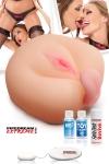 Baisez la premi�re pendant que la seconde vous l�che les testicules...