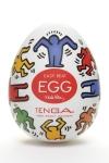 Masturbateur Tenga EGG Dance, un sextoy collector avec design et texture exclusive.