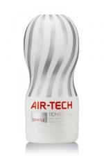 Masturbateur réutilisable Tenga Air-Tech Gentle - Une stimulation douce et caressante pour de délicieuses sensations.